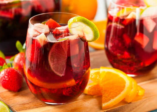 Sangría-Sin-Alcohol